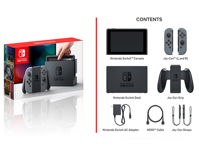 Nintendo switch-